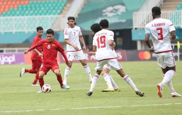 Các tuyển thủ Việt Nam trưởng thành như thế nào sau trận thua UAE ở Asiad 2018? - 1