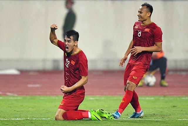 Nhìn từ chiến thắng UAE: Nền tảng thể lực – bệ phóng cho đội tuyển Việt Nam bay cao