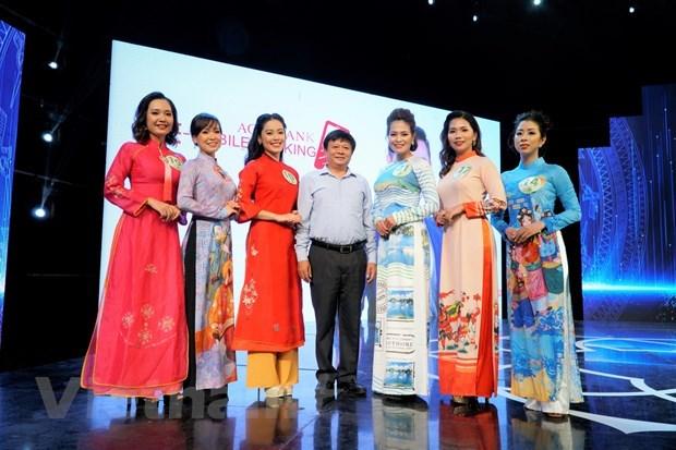 Đại diện VTV đoạt danh hiệu Hoa khôi Press Green Beauty 2019 - 5