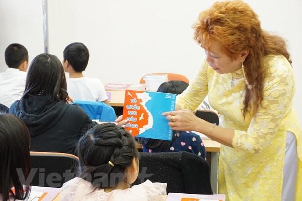 Chuẩn hóa việc dạy và học tiếng Việt trong cộng đồng tại Séc - 1