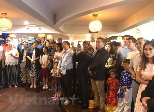 ĐSQ Việt Nam tại New Zealand tổ chức chào đón Xuân Mậu Tuất 2018 - 1