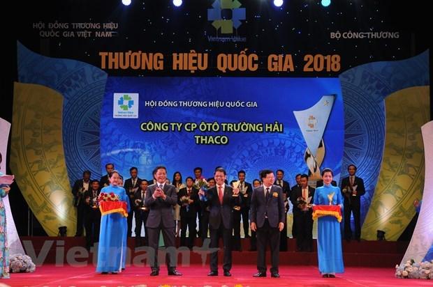 Việt Nam tăng 8 bậc trong bảng xếp hạng Thương hiệu quốc gia - 1