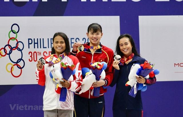 Bảng tổng sắp huy chương SEA Games 30: Việt Nam mất vị trí thứ 2