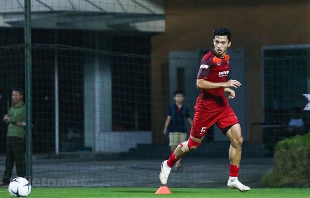 Đoàn Văn Hậu sang Hà Lan, gia nhập câu lạc bộ SC Heerenveen