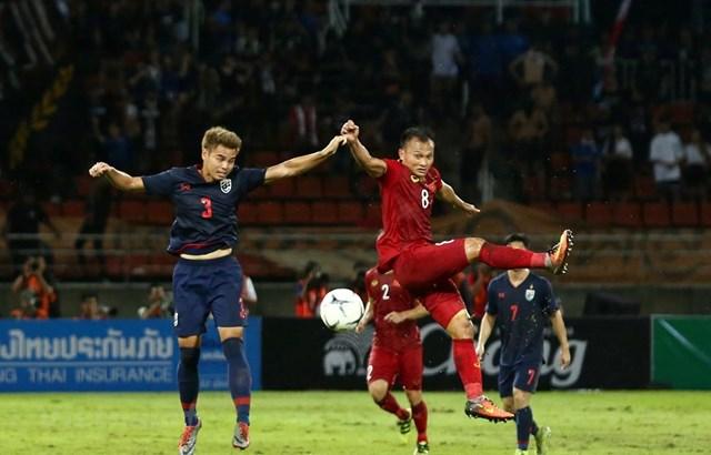 Thái Lan 0-0 Việt Nam: Bất phân thắng bại