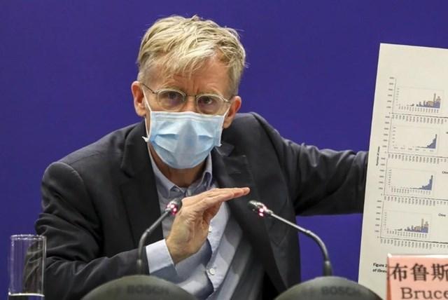 WHO lý giải số ca nhiễm mới Covid-19 ở Trung Quốc giảm đột biến