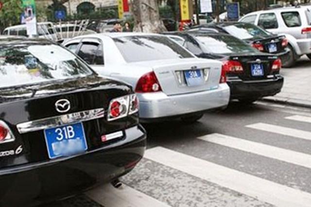 Quy định mới về đăng ký xe