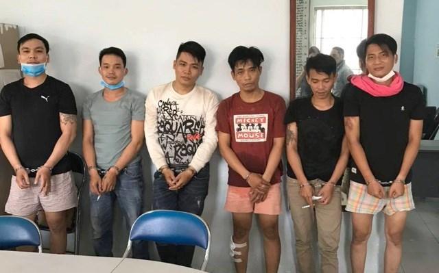 Xoá sổ băng cướp liên quận có hung khí ở TP HCM