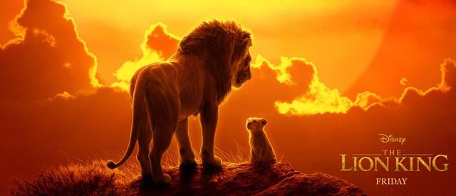 Khởi chiếu 'Vua sư tử' ngày 20/7