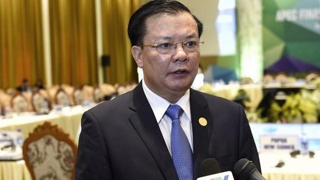 Đầu năm, Bộ trưởng Tài chính nói chuyện thu chi ngân sách, nợ công