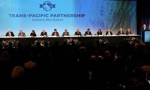 12 nước chính thức ký kết hiệp định TPP - 1