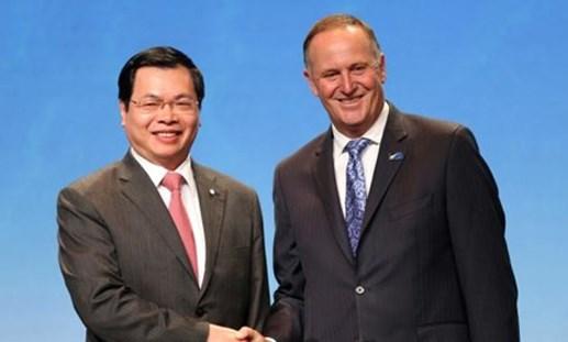 12 nước chính thức ký kết hiệp định TPP - 2