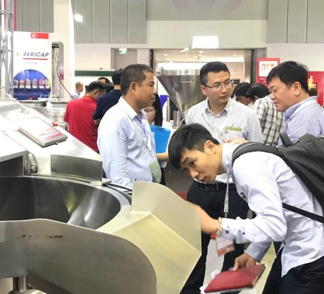 Khai mạc Triển lãm và hội nghị quốc tế ProPak Vietnam 2019