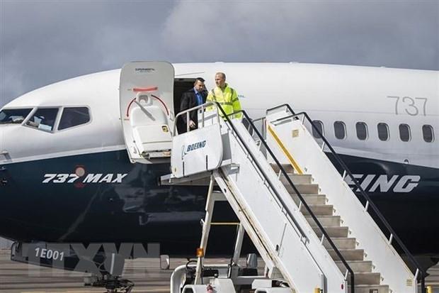 Thành lập ủy ban quốc tế đánh giá hệ thống điều khiển Boeing 737 MAX