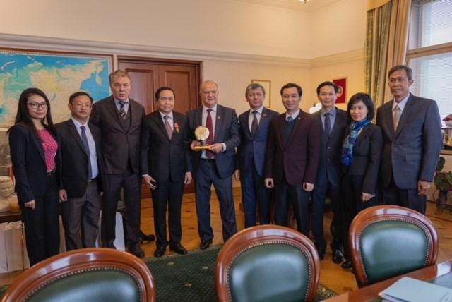 Tăng cường gắn bó, nâng cao hiệu quả hợp tác Việt Nam - LB Nga - 6