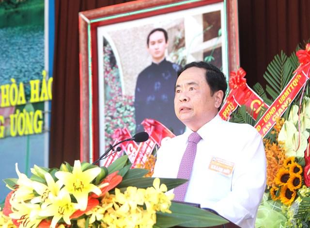 Phật giáo Hoà Hảo chung tay, góp sức xây dựng đất nước giàu mạnh