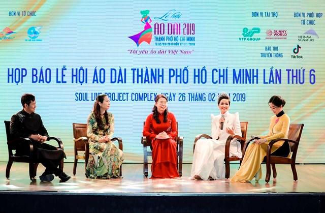 'Duyên dáng Áo dài TP Hồ Chí Minh'