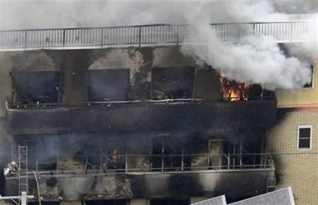 Lãnh đạo Chính phủ gửi điện thăm hỏi vụ hỏa hoạn tại Nhật Bản