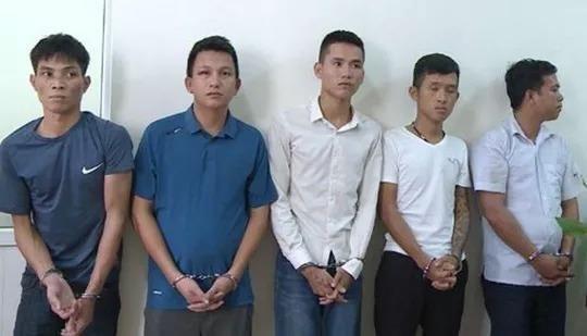 Khởi tố 5 đối tượng liên quan đến vụ hủy hoại tài sản ở Thanh Hóa