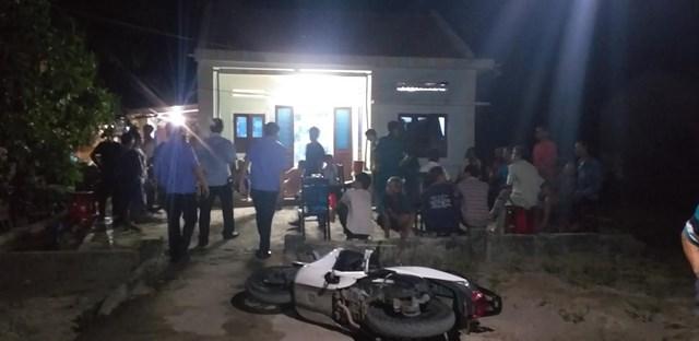 Quảng Nam: 3 cha con bị truy sát tại nhà do mâu thuẫn với hàng xóm - 1