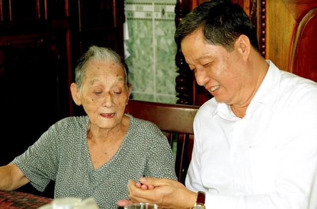 Tri ân Mẹ Việt Nam Anh hùng, gia đình thương binh liệt sỹ, người có công tại Cần Thơ - 1