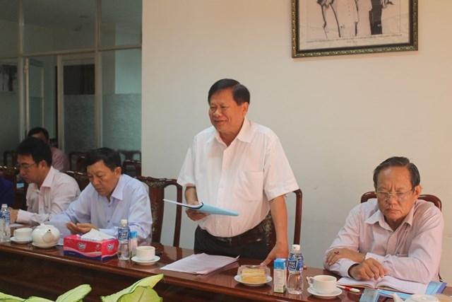 Bà Rịa - Vũng Tàu: Dự kiến điều động Ủy viên dự khuyết Trung ương về làm Chủ tịch Mặt trận - 1