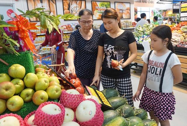 Hàng Việt ra nước ngoài qua kênh phân phối hiện đại