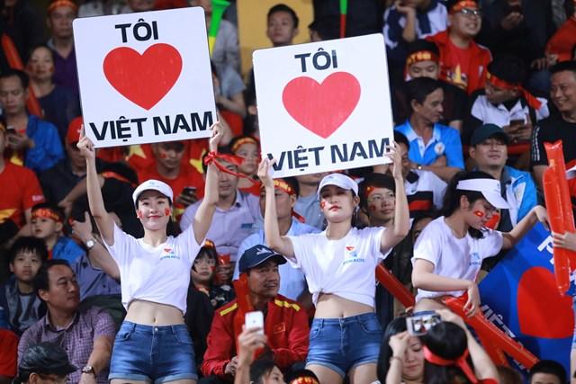 [ẢNH] Việt Nam – Campuchia: Trước giờ bóng lăn - 6