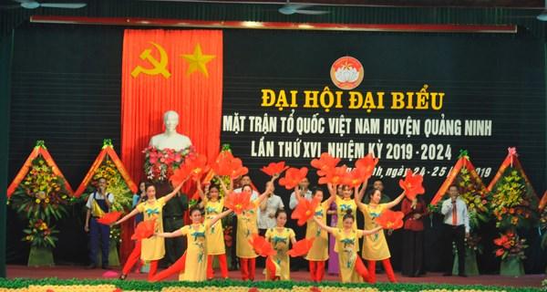 MT huyện Quảng Ninh: Phát huy sức mạnh khối đại đoàn kết toàn dân - 1