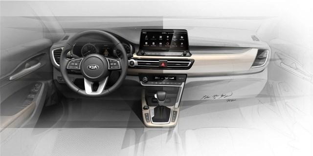 Kia xác nhận tên gọi Seltos cho mẫu SUV mới - 1