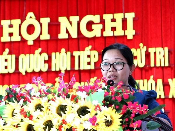Chủ tịch Trần Thanh Mẫn tiếp xúc cử tri tại Cần Thơ - 1