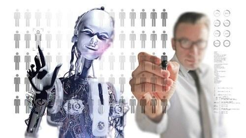 Các công ty Trung Quốc tranh nhau nhân sự về AI - 1