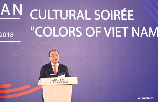 Thủ tướng chủ trì Dạ hội Quảng bá văn hóa Việt Nam - 1