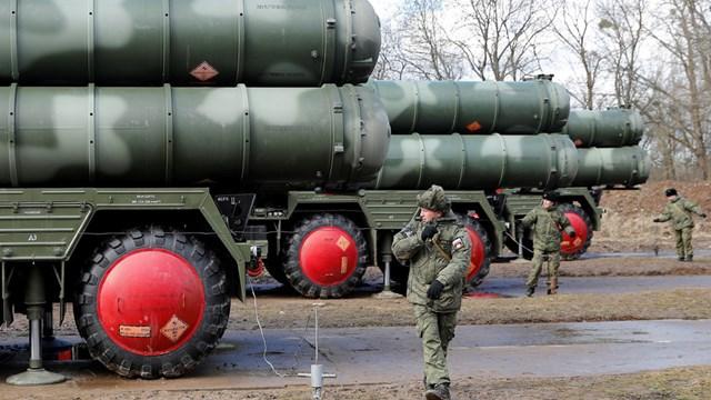 Thổ Nhĩ Kỳ phải lựa chọn giữa NATO hoặc mua S-400 của Nga