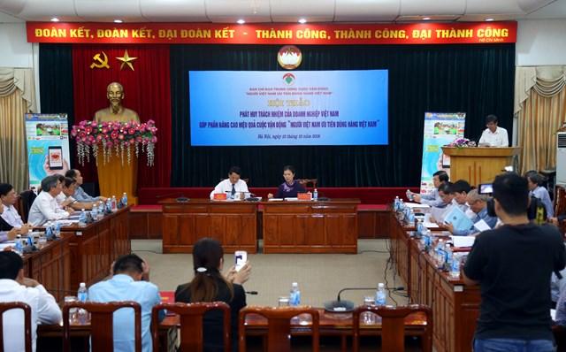 Tạo sức lan toả cho hàng Việt - 2
