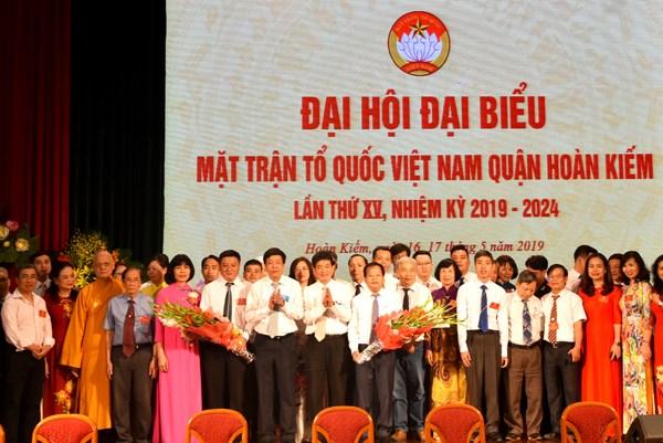 Quận Hoàn Kiếm: Xây dựng khu dân cư đoàn kết, giàu mạnh - 1