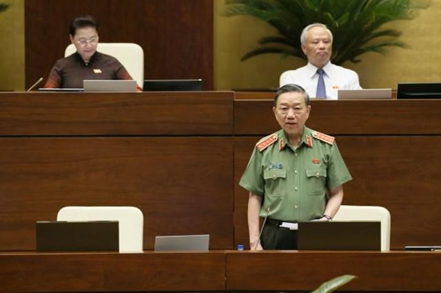 Bộ trưởng Tô Lâm: Không để Việt Nam trở thành nơi trung chuyển ma túy quốc tế - 2