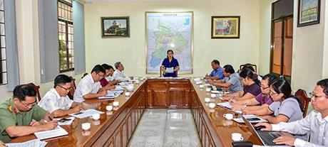 Họp lần 2 Ban Chỉ đạo Đại hội Đại biểu các DTTS tỉnh Kon Tum