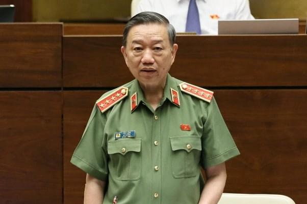 Bộ trưởng Tô Lâm: Không để Việt Nam trở thành nơi trung chuyển ma túy quốc tế - 1