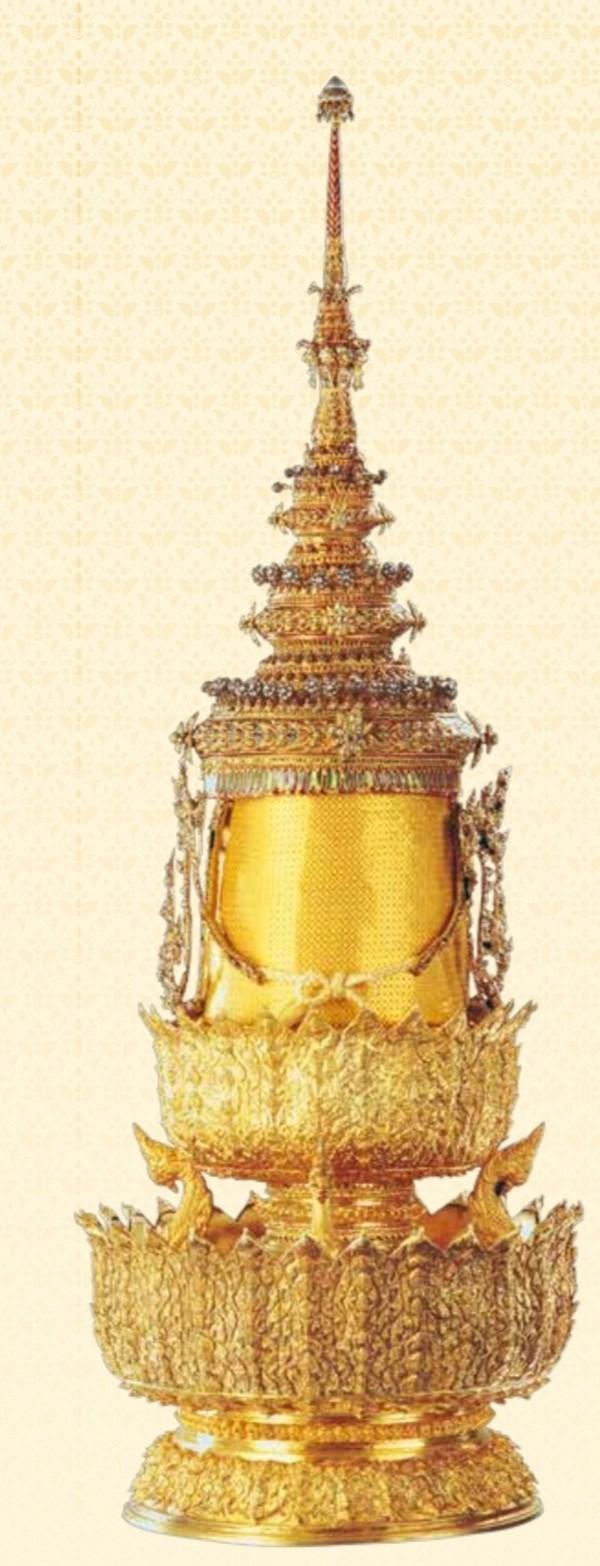 5 bảo vật Vua Thái Lan được trao trong lễ đăng quang - 2