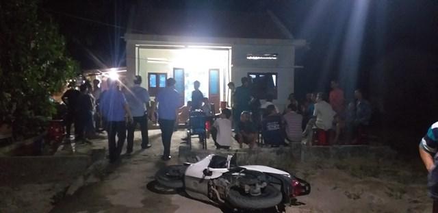 3 cha con thương vong vì nhóm đối tượng tìm đến tận nhà chém giết - 1
