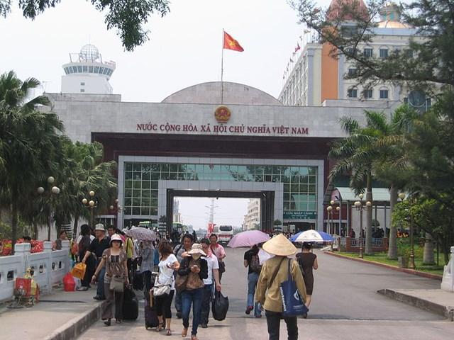 TP Móng Cái được công nhận là đô thị loại II trực thuộc tỉnh Quảng Ninh