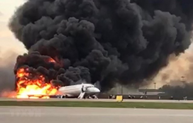 Những vụ tai nạn máy bay kinh hoàng tại Nga trong 10 năm qua
