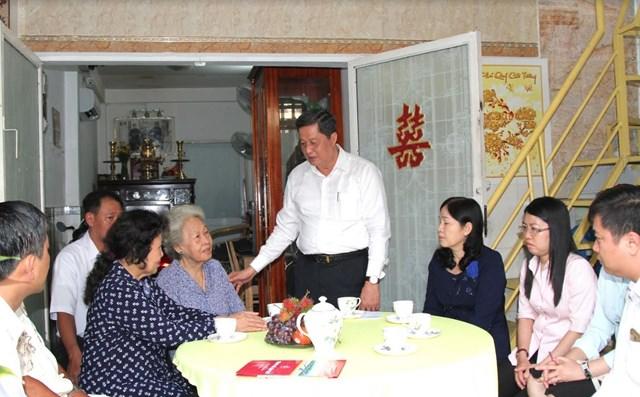 Tri ân Mẹ Việt Nam Anh hùng, gia đình thương binh liệt sỹ, người có công tại Cần Thơ - 2
