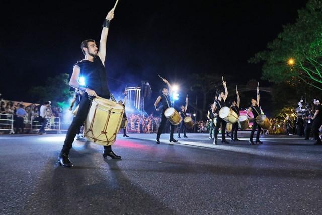 Carnival đường phố DIFF 2019: Đà Nẵng 'vui không khoảng cách' tối 16/6 - 6