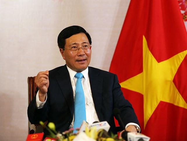 Điểm sáng hoạt động đối ngoại Việt Nam