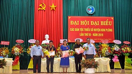 Kon Tum: Đại hội đại biểu các DTTS Kon Plông lần thứ III