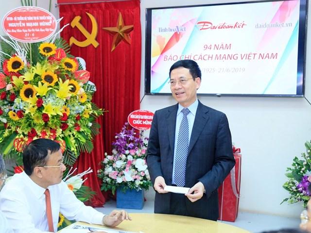 'Đại đoàn kết' sẽ tạo nên một Việt Nam hùng cường, phát triển thịnh vượng