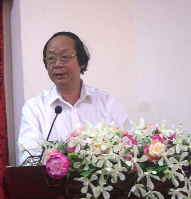Phát huy vai trò của tôn giáo tham gia bảo vệ môi trường - 1