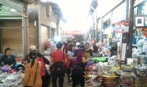 Việc xóa bỏ chợ Đồng Đăng: Phải tuân thủ quy định pháp luật